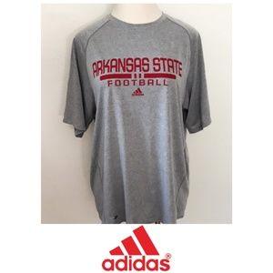 ADIDAS Arkansas State Univ. Football Shirt